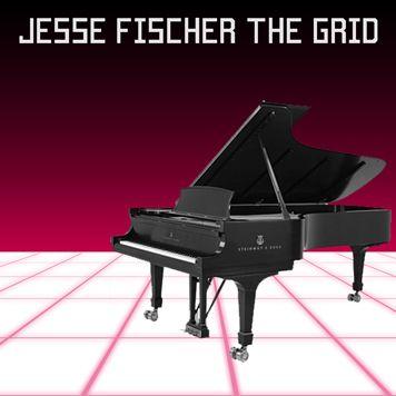 The Grid Retro Futurism Grid Music Instruments