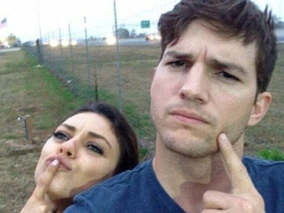 Ashton Kutcher And Mila Kunis Mock Split Rumors In Hilarious Instagram Video #celebrities #Celebrities_life #celebrities_news #celebrity