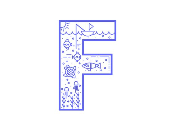 F is for Fishing