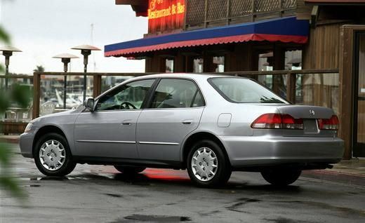 #23, 2001 Honda Accord