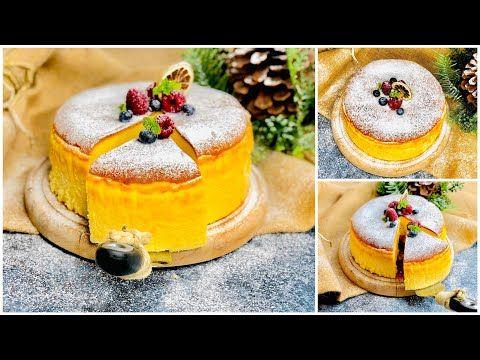الكيك الذي ابهر الجميع بشكله الرائع و طعمو الأكثر من رائع الكيك الياباني كيك الجبن ابهري جميع ضيوفك Youtube Desserts Mini Cheesecake Cheesecake