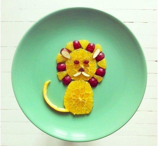 ¡Meriendas originales, saludables y divertidas! #entulínea #adelgazar con #salud y con #humor