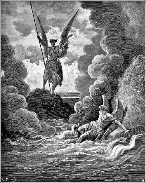 an analysis of satan in the paradise lost by john milton The character of satan in paradise lost from litcharts | the creators of sparknotes  paradise lost by john milton  satan character analysis.