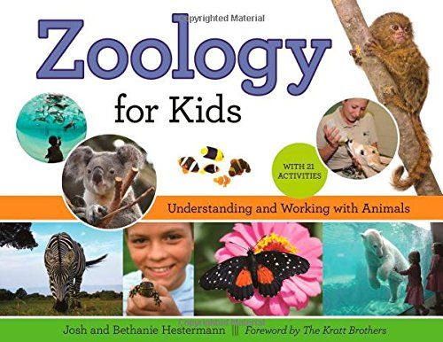 Zoology for Kids: Understanding and Working with Animals, with 21 Activities (For Kids series) by Josh Hestermann http://www.amazon.com/dp/1613749619/ref=cm_sw_r_pi_dp_skt2ub0QFMCGA