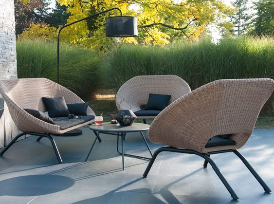 Salons on pinterest for Castorama jardin catalogue