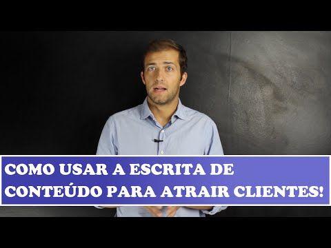 Como usar a escrita de conteúdo para atrair clientes - YouTube