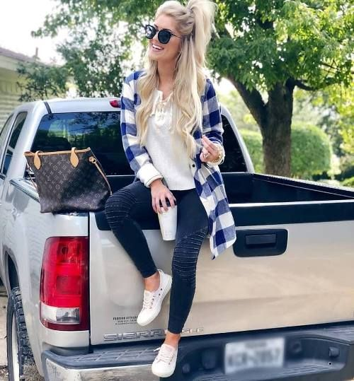 2019 Casual Street Outfits for Ladies