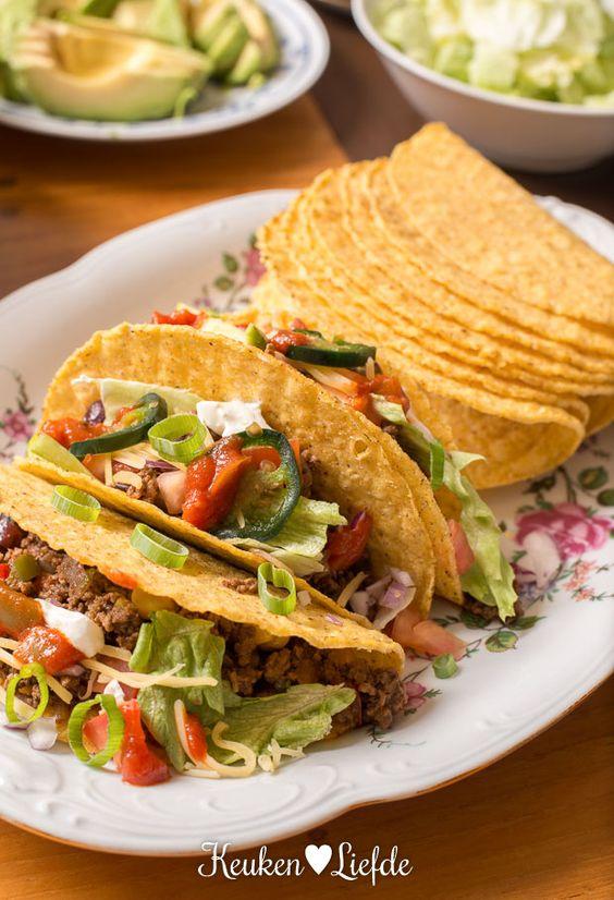 Mieks Special: Mexicaanse taco's