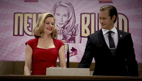 Spin off now please... Eric & Pam were always the best!