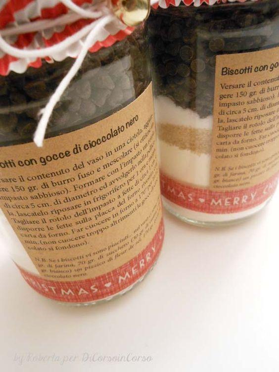 DI CORSO IN CORSO: biscotti in barattolo di Roby biroscrap