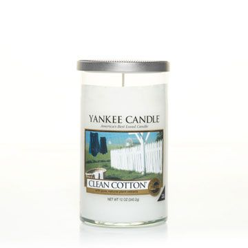 Clean Cotton® - Fragrances - Yankee Candle