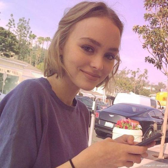 Meet Johnny Depp's Daughter Lily Rose Melody Depp