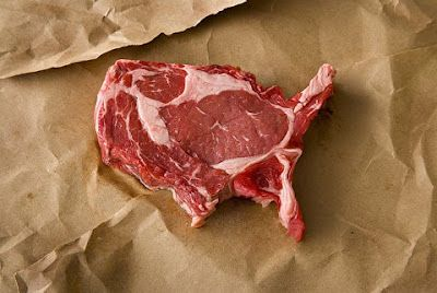 Too America and good eats, happy 4th of July.