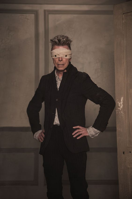Stills From Bowie Promo Film Promise Classic Weirdness
