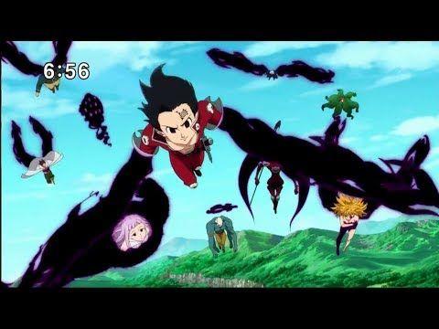 Nanatsu No Taizai Revival Of The Commandments Opening 1 Youtube Seven Deadly Sins Anime Anime Seven Deady Sins