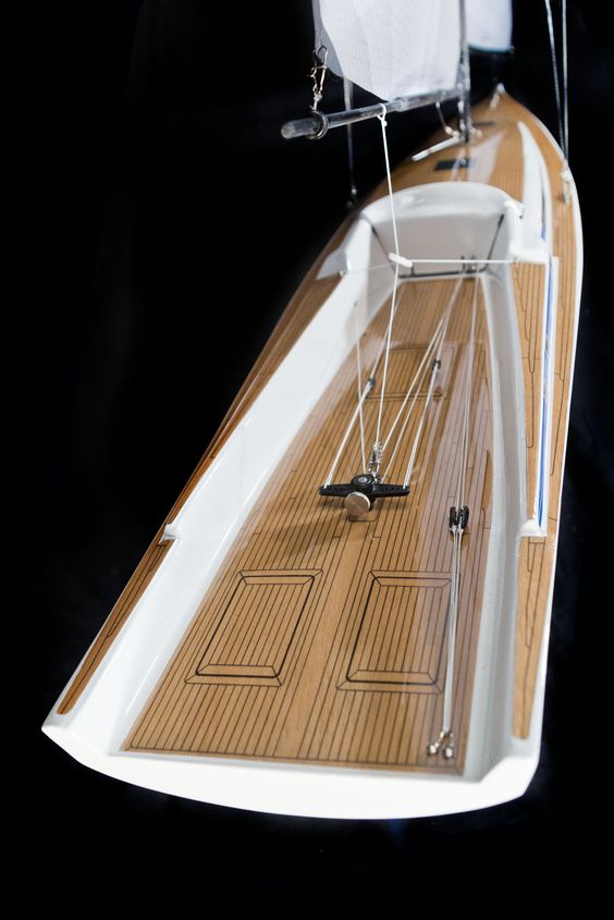 Swan Style 3x1 Touring with Teak Deck