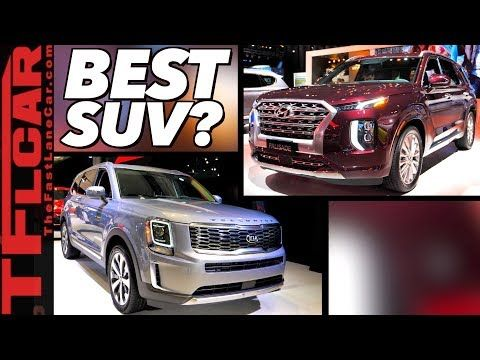 2020 Hyundai Palisade Or 2020 Kia Telluride Which Suv Should You Buy Youtube Suv Best Suv Hyundai
