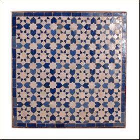 table mosa que marocaine patchwork pinterest tables. Black Bedroom Furniture Sets. Home Design Ideas