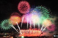 Japan fireworks by ?