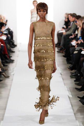 Oscar de la Renta Fall 2014 Ready-to-Wear Collection Slideshow on Style.com