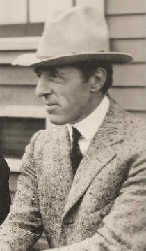 David Llewelyn Wark Griffith in 1919