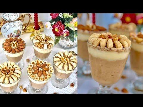 عصيدة البوفريوة التونسية طريقة جدا بسيطة وناجحة بمقادير مضبوطة والبنة اكيييد مضمونة Youtube Mini Cheesecake Desserts Food