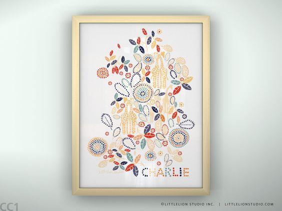 "Custom Baby Print - Zulu - Unframed - 11 3/4  x 15 3/4"""