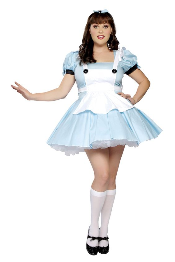Sexy Wear Avenue Blog: Pretty In Plus Size Costumes!  http://www.planetgoldilocks.com/plussize_clothing.htm