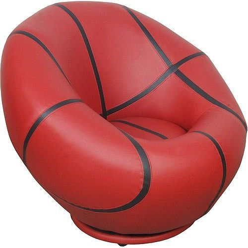 Charmant Kids Basketball Swivel Chair Sports Toddlers Boys Stool Living Room Fan  Bonus | Pinterest | Swivel Chair, Toddler Boys And Stools