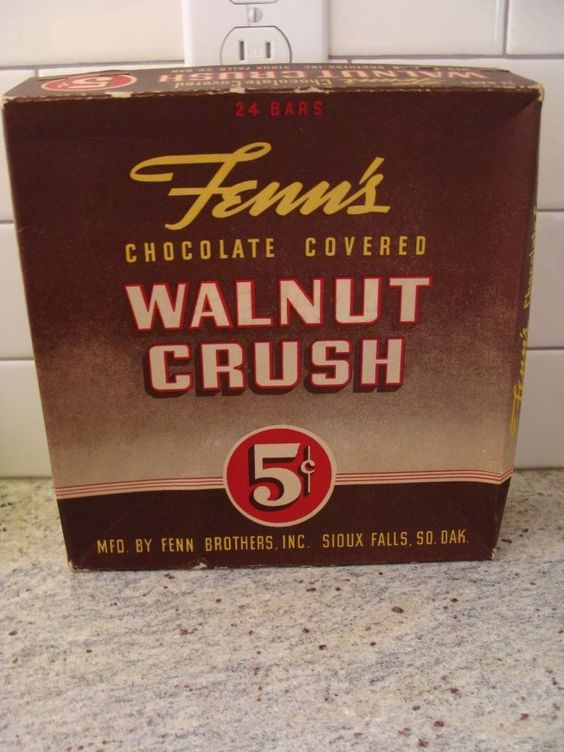 vintage candy box eBay