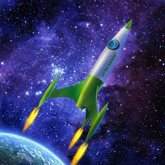 Поздравляем с Днем космонавтики и приглашаем стремиться к звездам вместе с Dr.Web! #antivirus #drweb