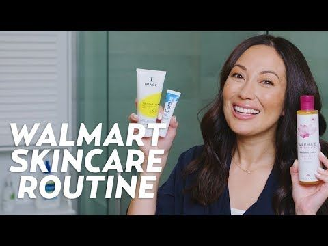 My Morning Skincare Routine With Walmart Products Skincare