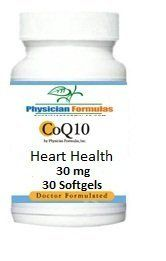 CoQ10 30 mg, 30 Capsules, Energy Production & Heart Health - Developed by Dr. Ray Sahelian, M.D by Advanced Physician Formulas. $5.95. This is the natural form of CoQ10, imported from Japan. Best value in the world for the natural CoQ10. For better absorption, take CoQ10 with food. We also carry CoQ10 50mg and CoQ10 100 mg under the Physician Formulas label, developed by Ray Sahelian, M.D. CoQ10 questions Q. Is is healthier to take a higher amount of CoQ10, such as 100 mg or...