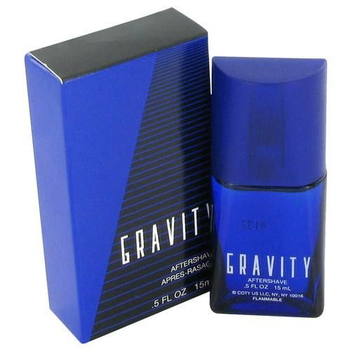 GRAVITY by Coty After Shave .5 oz (Men)
