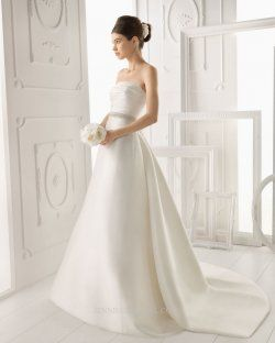 Aire Barcelona Bridal Gown Style - 178 Orlando