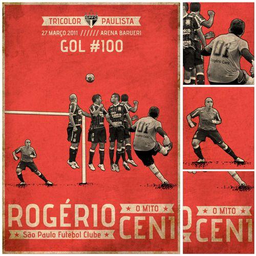 Rogério Ceni - 100 Gols