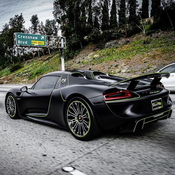 porsche 918 porsche and exotic on pinterest. Black Bedroom Furniture Sets. Home Design Ideas