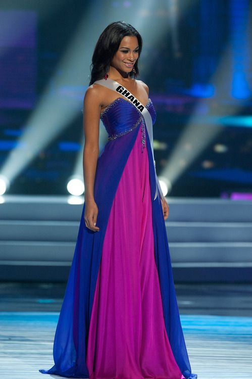 Most elegant  evening apparil in the world | ... Miss Universe 2011--Preliminary Competition EVENING GOWNS: The Best