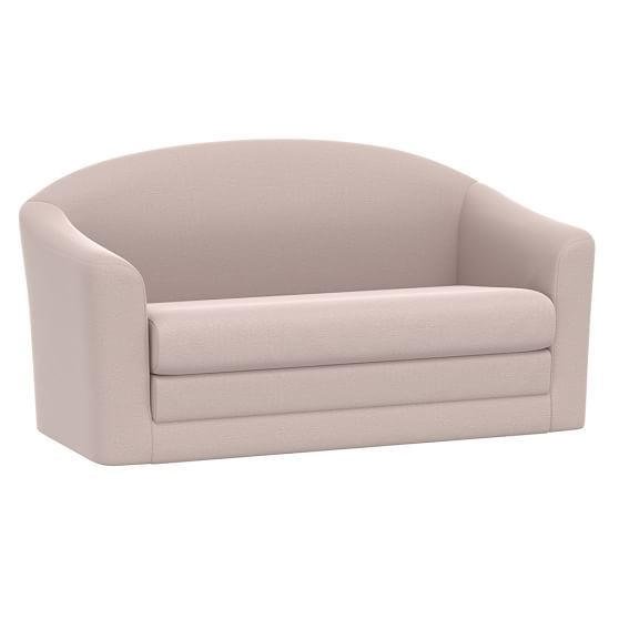 Admirable Ashton Sleeper Sofa Enzyme Washed Canvas Dusty Rose In 2019 Theyellowbook Wood Chair Design Ideas Theyellowbookinfo