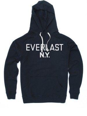 Classic hoodie.