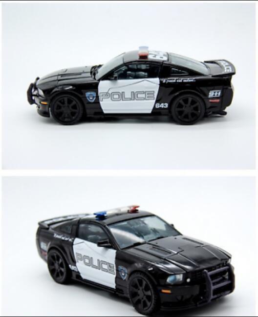 Transformers toy Takara Masterpiece Movie MPM-05 Barricade Police for