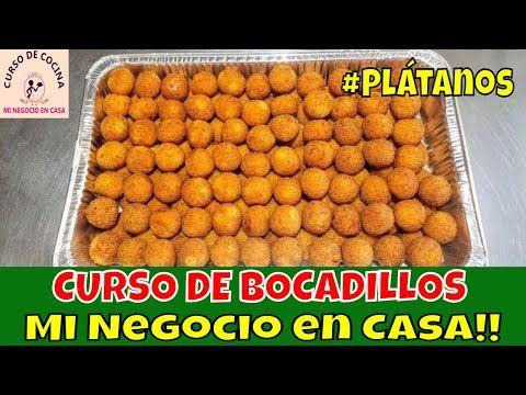 Como Hacer Bolitas De Plátanos Maduros Para Vender Curso De Cocina Bocadillos Youtube Comida Y Bebida Plátano Maduro Plátano