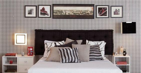 Decor Salteado - Blog de Decoração | Arquitetura | Construção | Paisagismo: Pied de Poule e Pied de Coq na moda e na decoração!: