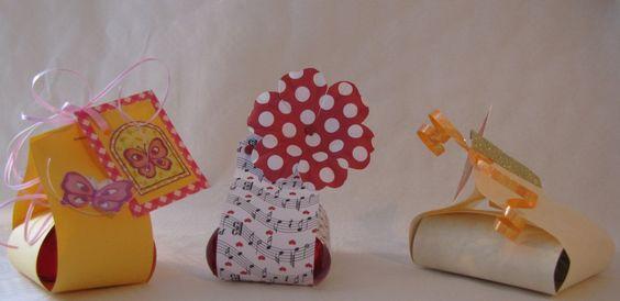 Klein geschenkdoosje - Creatief en Simpel, samen knutselen - Download de gratis werkbeschrijving op onze site