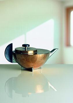 Bauhaus // Tee-Extraktkännchen, Marianne Brandt 1924