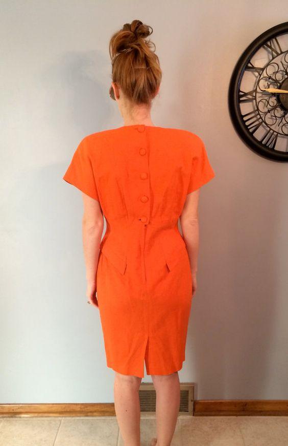 Orange or Not? by Dorene on Etsy