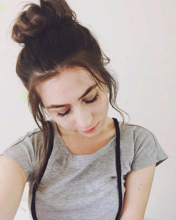 Hairstyles For Short Hair Dodie : ... love her pastel ballerina shorts short hairstyles clarks faces hair