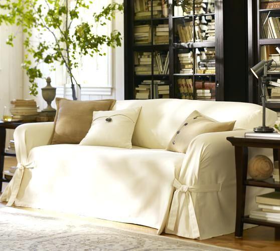 Sofa Slipcovers Pottery Barn