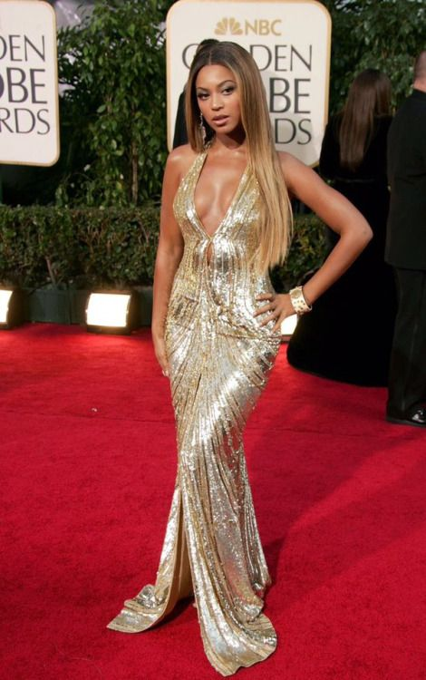 The 21 Best Golden Globe Beauty Looks of All TimeBeyoncé, 2007