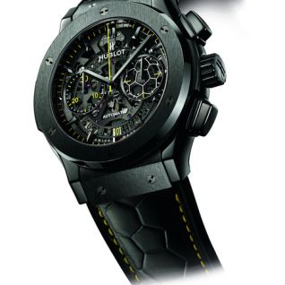 Hublot en Latinoamérica, pieza especial en honor al Gran Pelé | Watches World